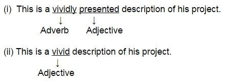 spot the error adverb