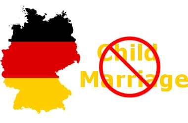Germany bans child marriage