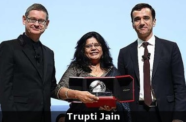 Environmental engineer Trupti Jain wins award