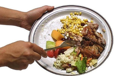 Will fixing portions served at hotels curb food wastage?