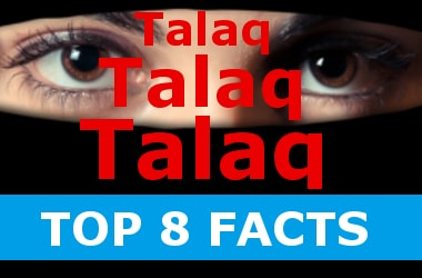 8 Facts About Triple Talaq