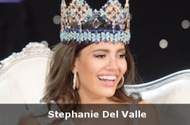 Stephanie Del Valle crowned Miss World 2016