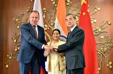 15th trilateral RIC meeting held