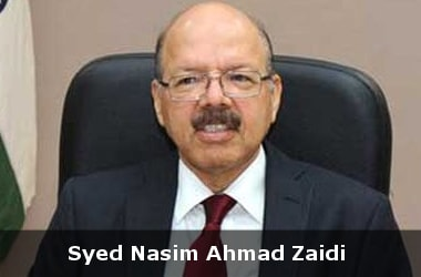 CEC Nasim Zaidi sets new measures for upcoming state assembly elections