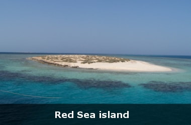 Egypt hands over Red Sea islands to Saudi Arabia