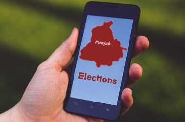 Mobile based monitoring system for Punjab elections