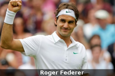 Roger Federer is oldest Wimbledon champion
