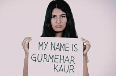Are Gurmehar Kaur's views anti-nationalistic?