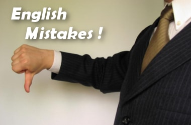 10 common mistakes most English learners make!