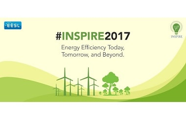 INSPIRE 2017 - Symposium to promote Energy Efficiency at Jaipur