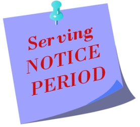 9 things you shouldn't do during your notice period!