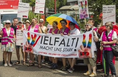 First same-sex marriage held in Germany