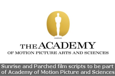 2 Indian film scripts to be part of Academy of Motion Picture Arts and Sciences