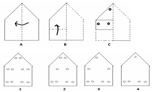 Paper cutting non verbal reasoning questions ccuart Image collections